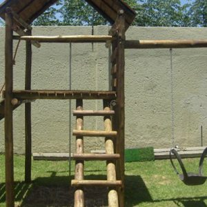 Wooden Jungle Gym Benoni