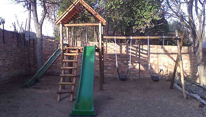 wooden jungle gym johannesburg
