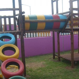 wooden jungle gyms benoni