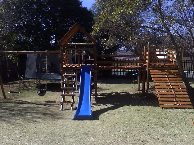 Wooden Jungle Gyms cheap