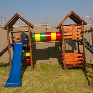 Wooden Jungle Gyms Pretoria