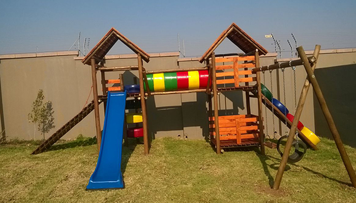 Wooden Jungle Gyms Pretoria